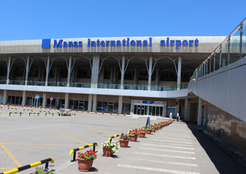 MANAS INTERNATIONAL AIRPORT